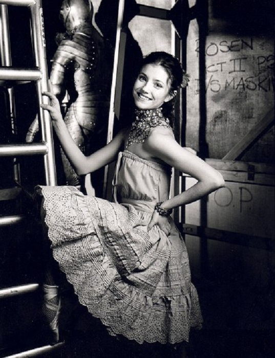 Прима-балерина Королевского балета Великобритании.