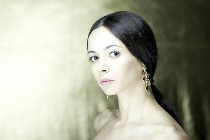 Российская прима-балерина, народная артистка России.