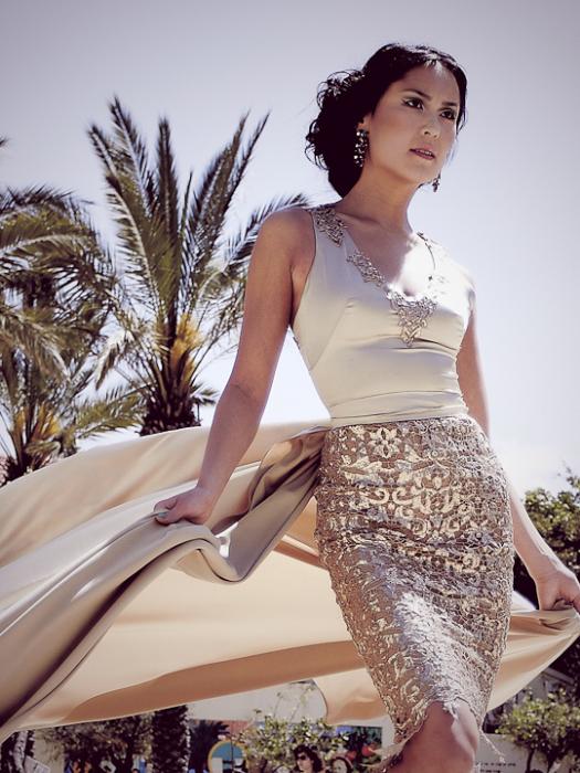 Балерина, модель и телеведущая Fashion TV.