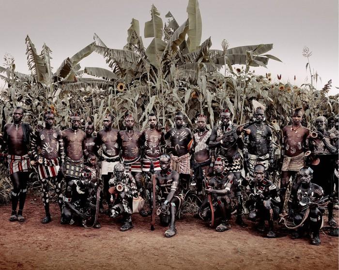 Представители народности арборе, относящиеся к Афро-Азиатской лингвистической группе.