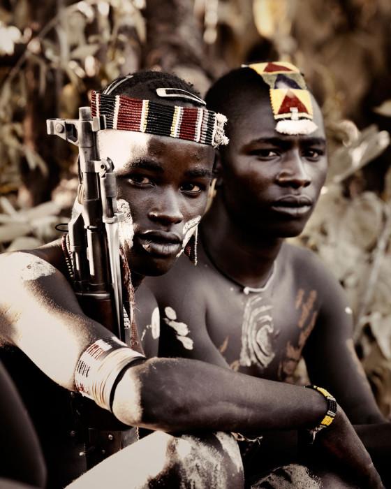 Основной источник существования и ценность - это животные племени.