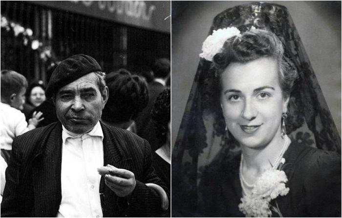 Потрясающие снимки каталонской фотохудожницы, найденные в конверте с блошиного рынка.