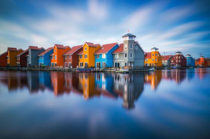 Одна из самых посещаемых достопримечательностей Нидерландов.