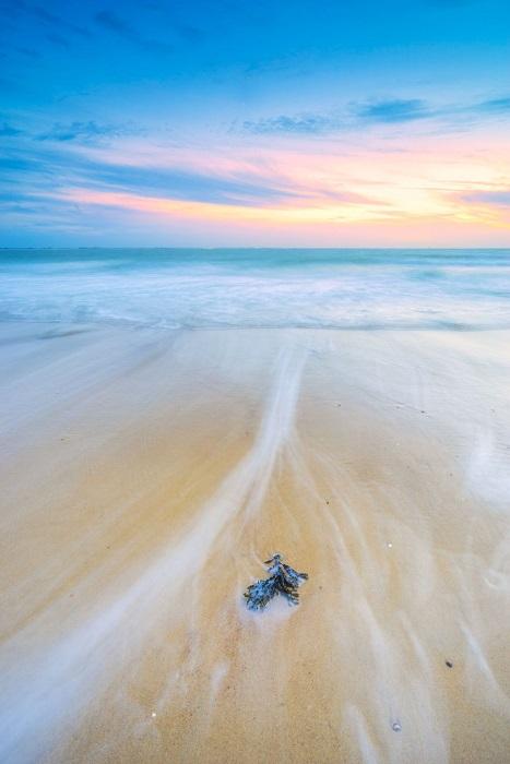 Пленительная красота бесконечных пляжей.