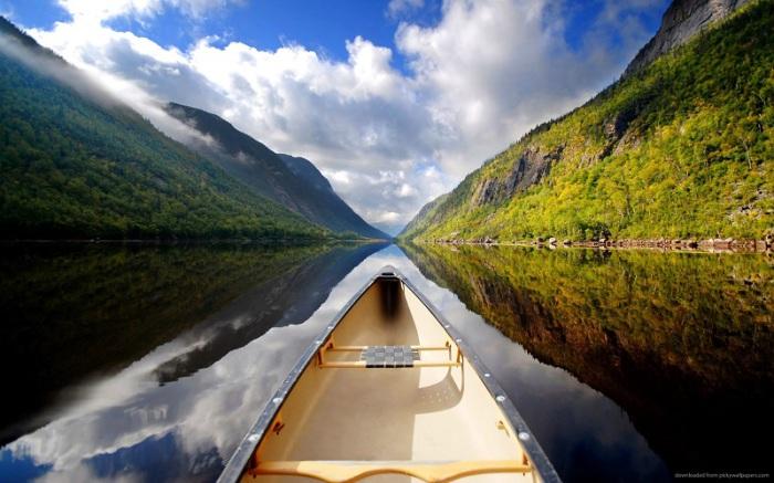 Река на юго-востоке Канады, наиболее крупный приток реки Святого Лаврентия.