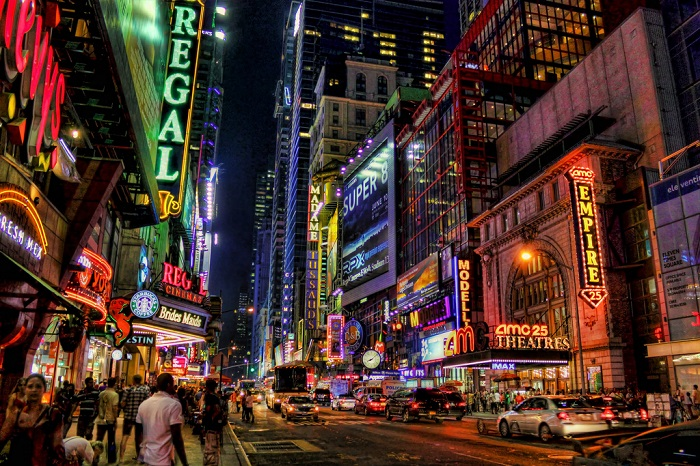 Самая длинная улица Нью-Йорка, протянувшаяся через весь Манхэттен, Бронкс и далее на север через небольшие городки до столицы штата Нью-Йорк г. Олбани.