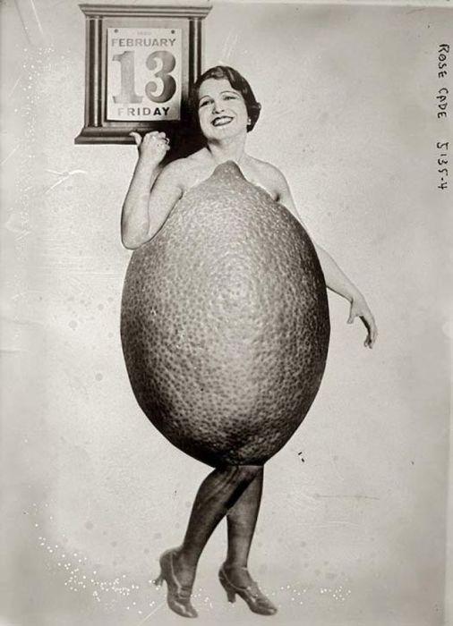 Мисс Роуз Кейд стала победительницей в конкурсе, который проходил в Калифорнии, заполучив почетный титул «Королевы лимонов».