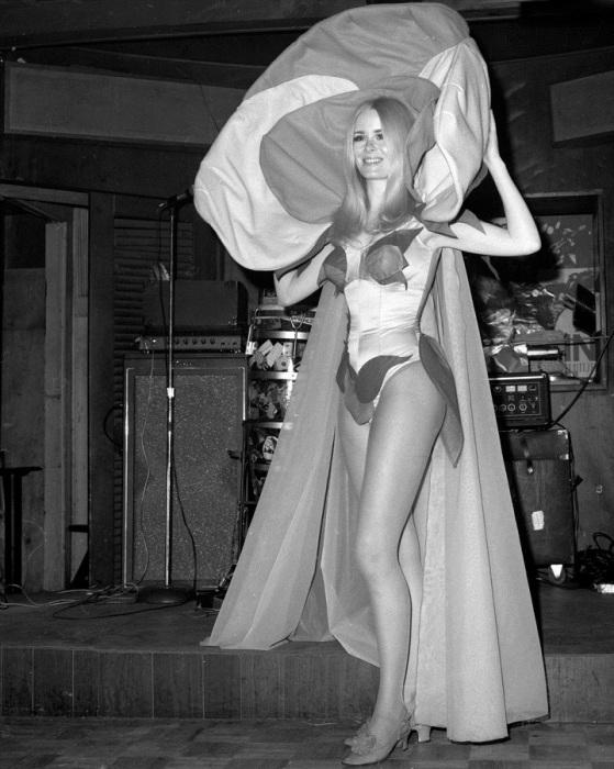 Красотка Линн Келлог получила корону в 1968 году.