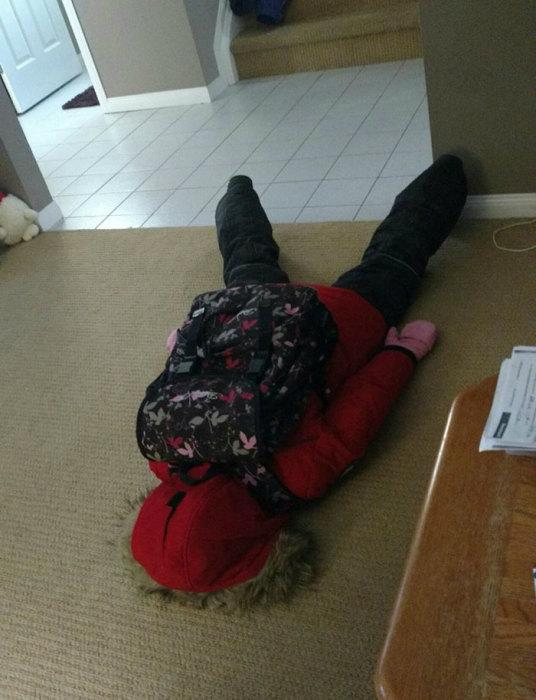 Умственные и физические нагрузки приводят к быстрой утомляемости.