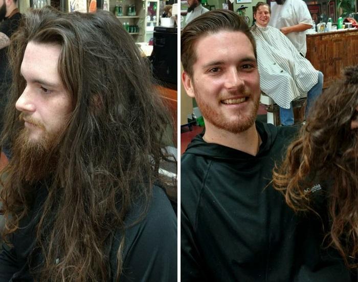 Если хочется попробовать что-то новое – то надо пробовать, особенно с волосами, которые все равно отрастут со временем.