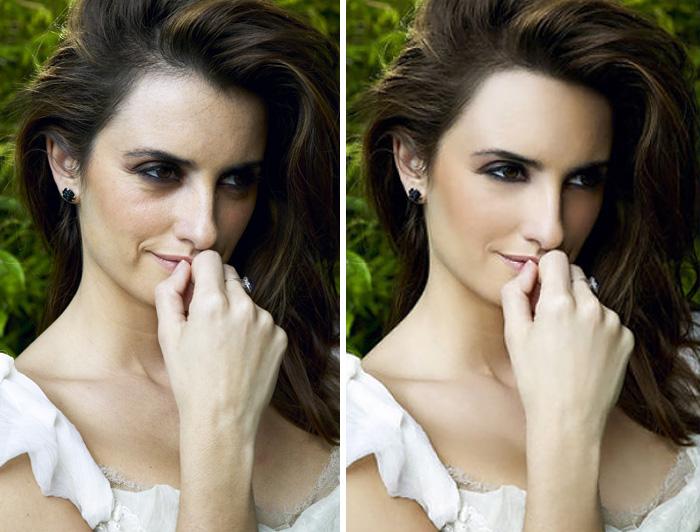 Испанская киноактриса и модель, одна из красивейших женщин планеты.
