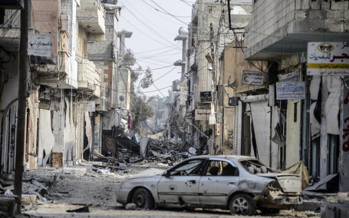 Курды вытеснили джихадистов «Исламского государства» из сирийского города Кобани после четырёх месяцев ожесточённых боёв.