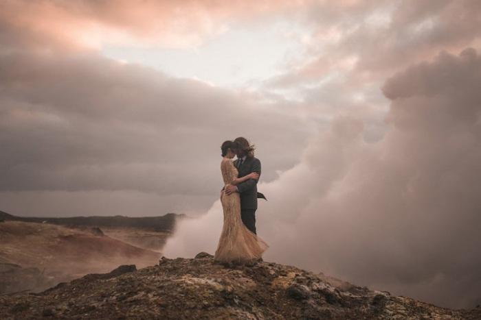 Свадебный фотограф: Cole Roberts.