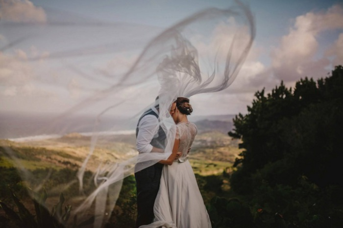Свадебный фотограф: Gabe McClintock.