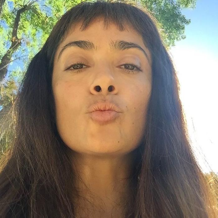 Мексикано-американская актриса в очередной раз подтвердила свою неподвластную возрасту красоту!