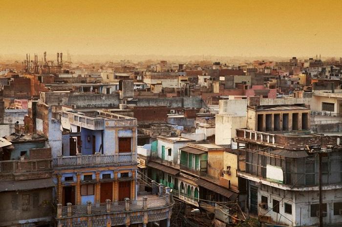 Столица Индии расположилась на 7-й позиции – население старого города составляет 23 миллиона жителей.
