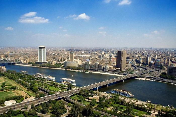 Число жителей столицы Египта достигло отметки в 17,3 миллиона человек, что позволяет городу занять 16-е место рейтинга.