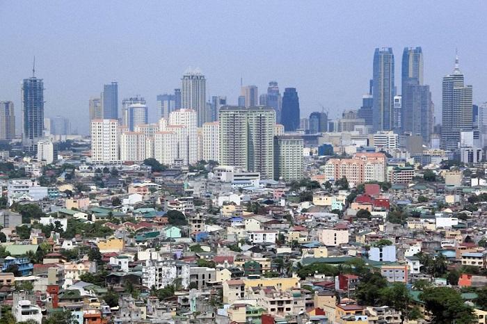 Главный город Филиппин занимает 12-е место рейтинга с населением в количестве 20,7 миллионов жителей.