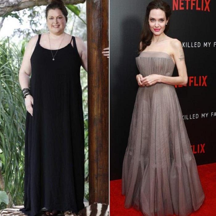 Превосходная актриса Кейт Фишер и обворожительная обладательница премии «Оскар» Анджелина Джоли.