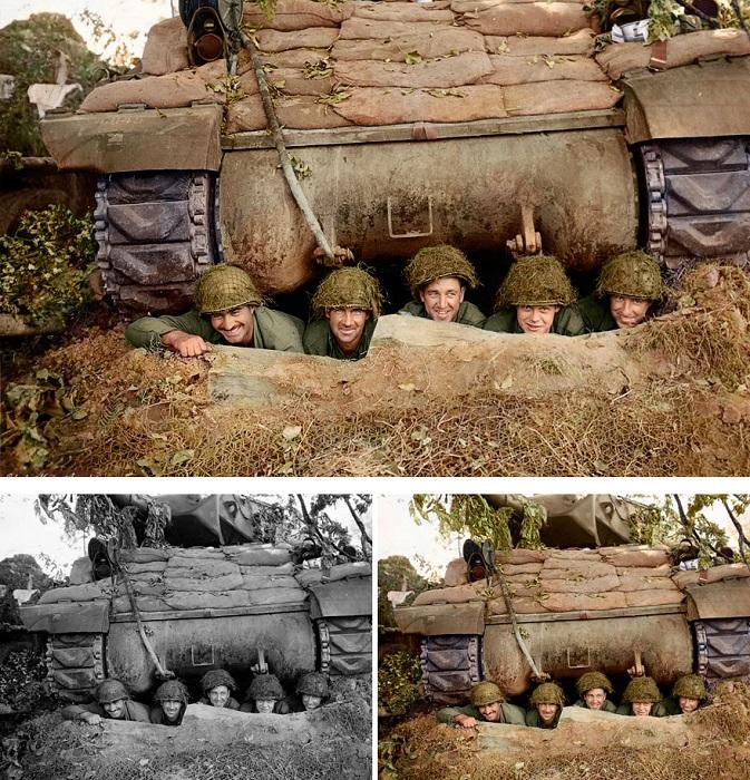 Самоходная артиллерийская установка.