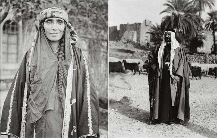 Ближний Восток первой половины ХХ века.