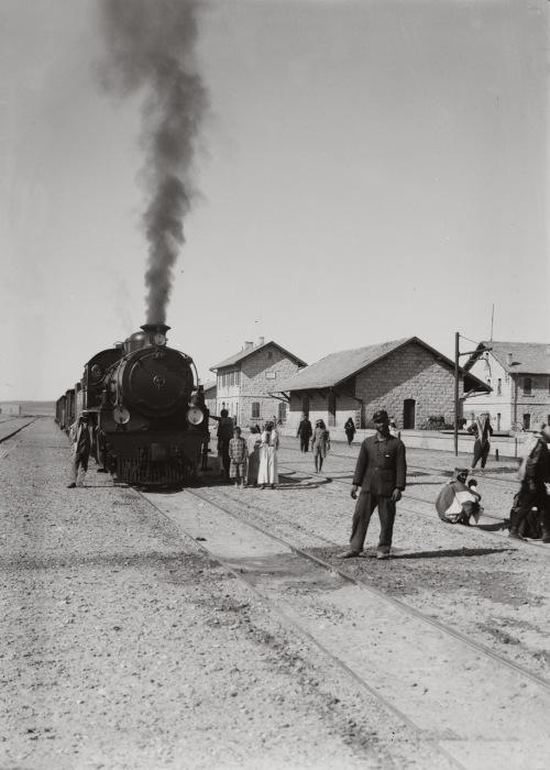 Важный транспортный узел страны располагался на древнем Королевском Пути.