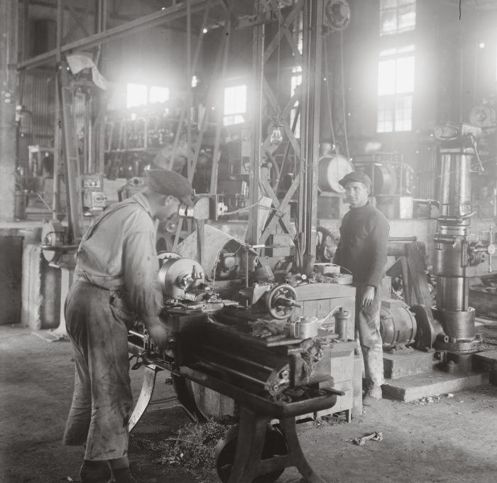 Палестинская Электрическая Компания была создана Пинхусом Рутенбергом в 1923 году.