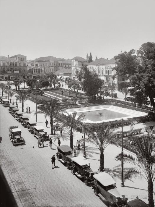Позже получила название площади Мучеников, как память о павших в борьбе с турецкой оккупацией Ливана.