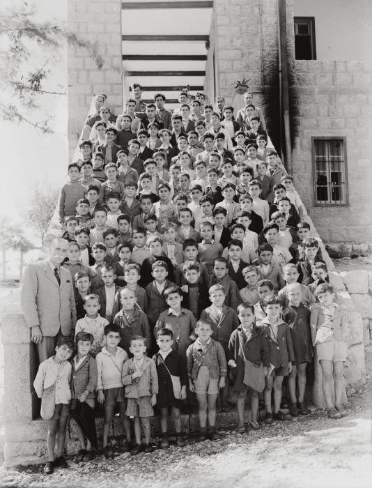 Ученики школы господина Оливера.