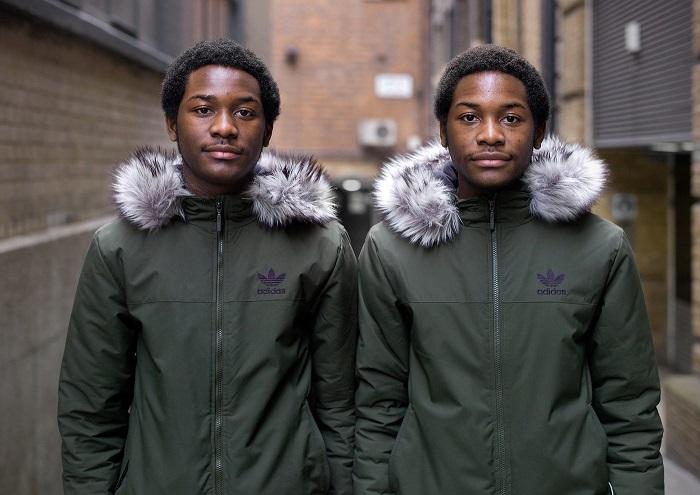 С помощью своего проекта Питер Зелевски старается показать уникальность каждого из близнецов.