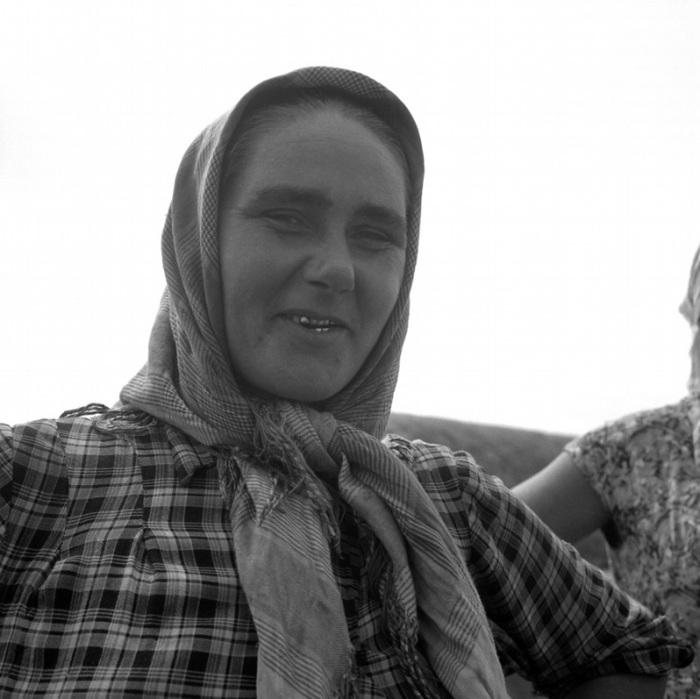 Женщины - ударницы Кавказа.