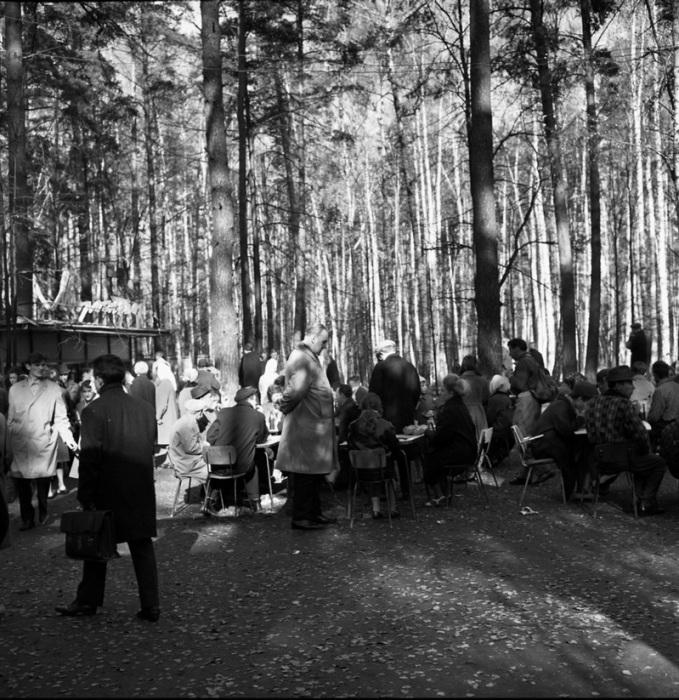 Воскресное посещение памятника русской художественной культуры.