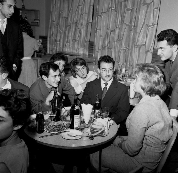 Общение с советской молодежью, 1969 год.
