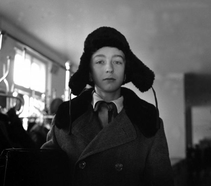 Мы пионеры - дети рабочих..., 1959 год.