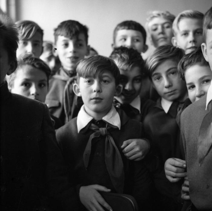 Прилежные ученики, 1969 год.