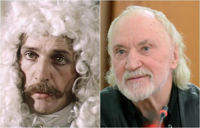 Выдающийся российский актер театра и кино превосходно сыграл роль князя Черкасского, который запомнился зрителям яркой и харизматичной внешностью.