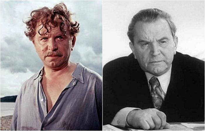 В кинофильме актер сыграл самую музыкальную роль - селекционера-коневода и профессора Александра Фёдоровича Лапина.