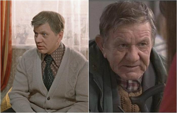 Актер за свою жизнь снялся более чем в семи десятках кинолент, его роли в большинстве эпизодические, однако яркие и запоминающиеся.