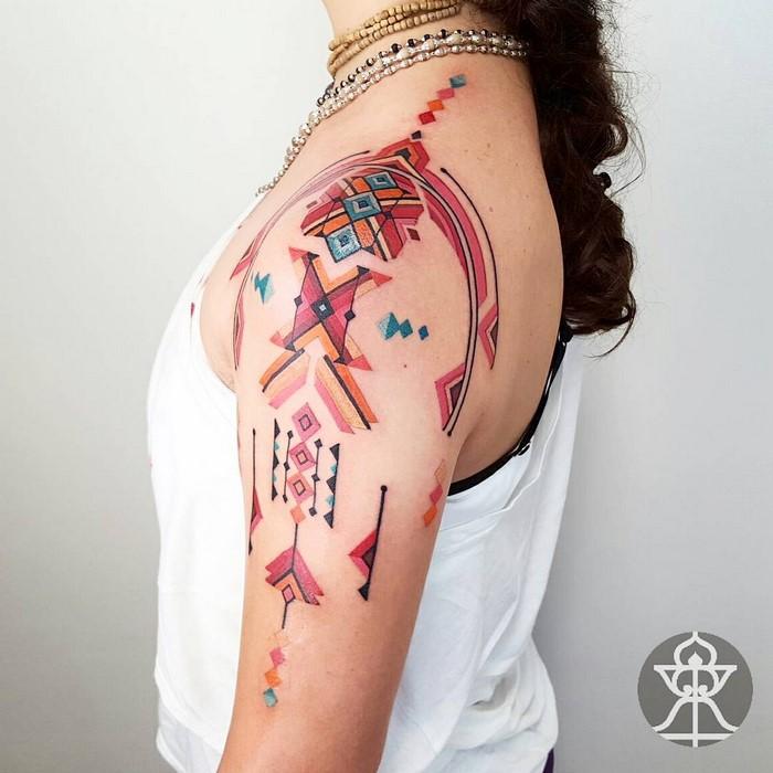 Татуировка для самых смелых