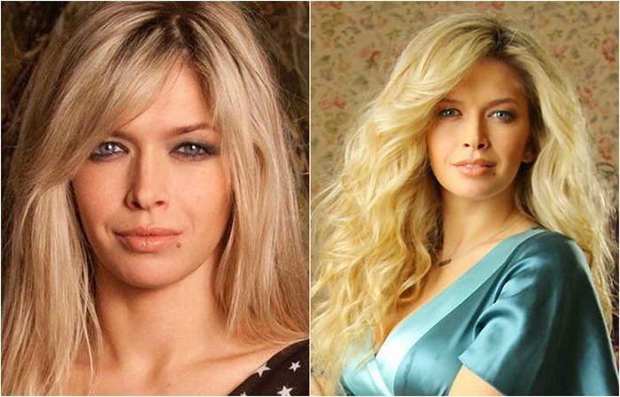 Яркая актриса, телеведущая, бывшая участница поп-группы «ВИА Гра».