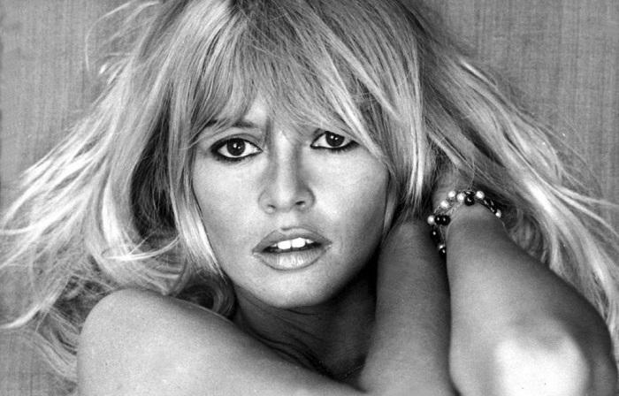 Подборка фотографий знаменитой французской актрисы Брижит Бардо.