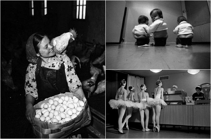 Гениальные фотографии советской эпохи.