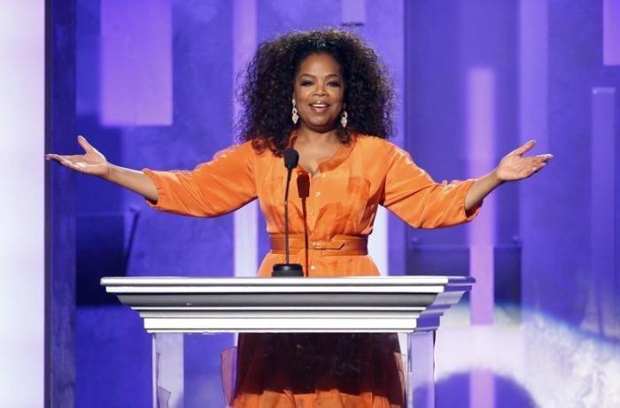 Американская телеведущая, интересная личность, известная не только в Соединенных Штатах, но и во всем мире.