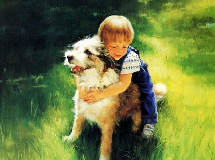 Мир счастливого детства.