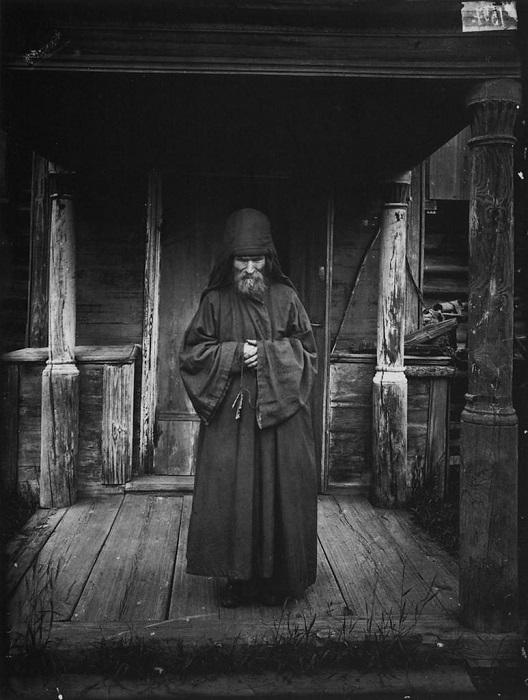 Благовещенский Керженский единоверческий мужской монастырь, 1897 год.