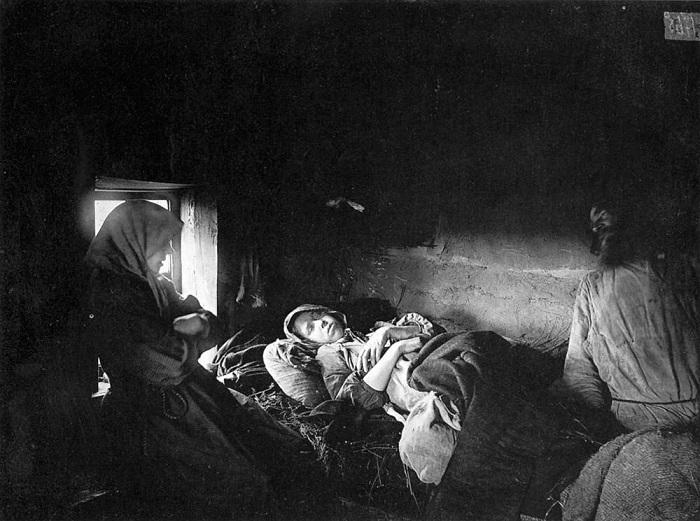 Семья заболевших в г. Княгинине, 1891-1892 годы.