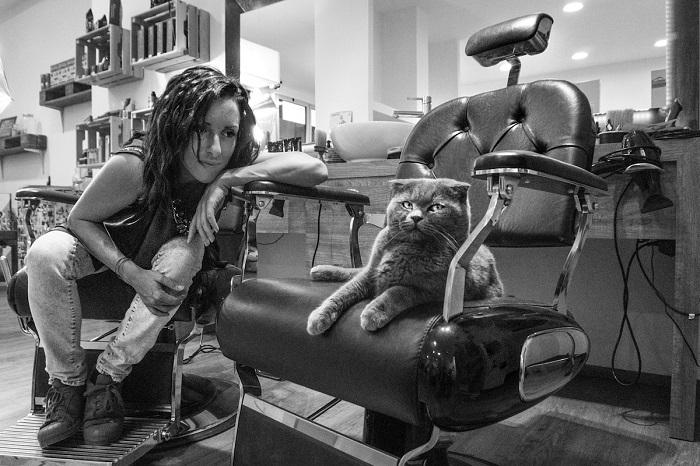 Кот Артур на снимке фотографа-любителя Марианны Зампьери.