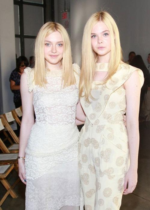 Голливудские сестры хоть и похожи внешне, но увлечения у них совершенно разные.