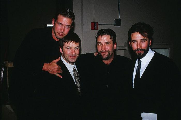 Алек, Дэниел, Уильям и Стивен нашли свое призвание именно в кинематографе.