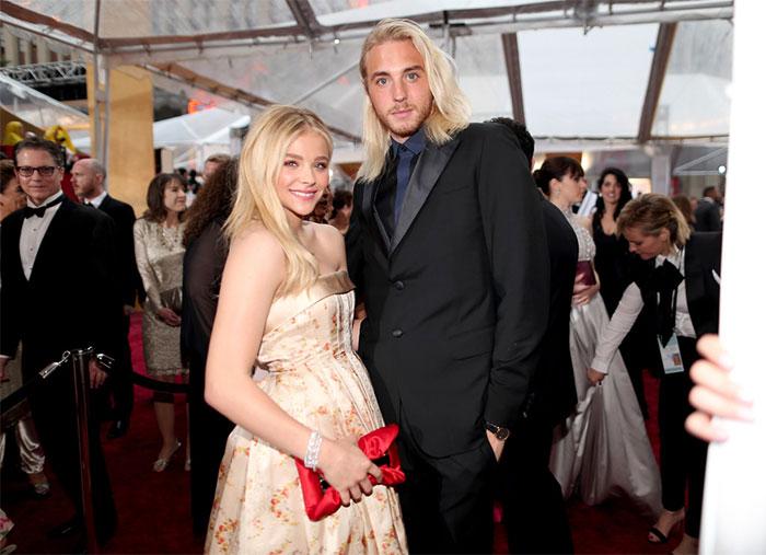 Для американской актрисы и модели Тревор является не только старшим братом, но и наставником.